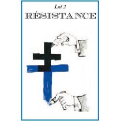 """Lot 2 """"Résistance"""""""